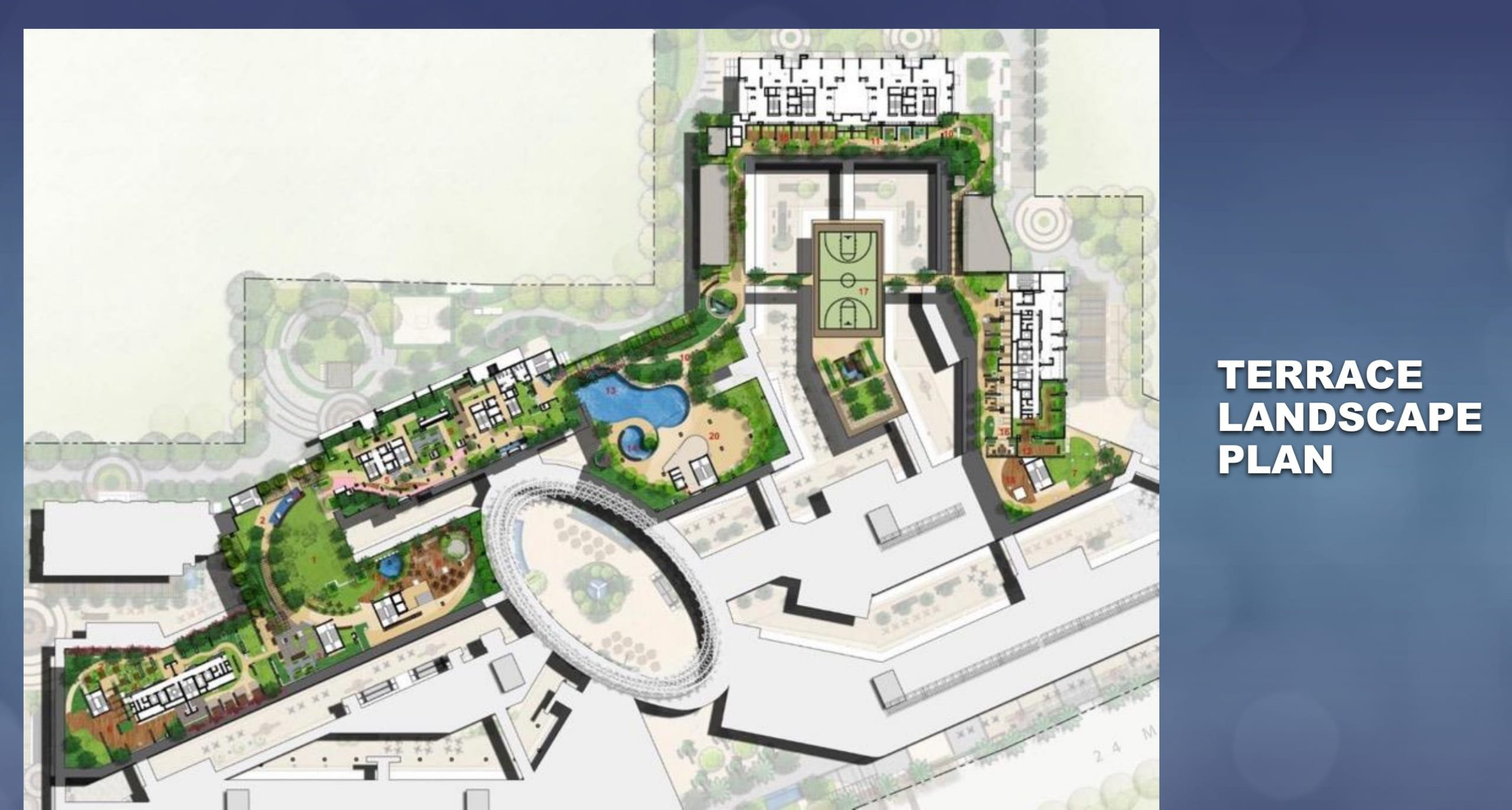 M3M Duo High Site Plan