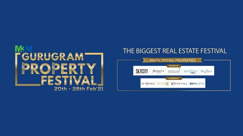 Time to Raise a Toast as M3M Divulges Biggest Real Estate Festival Ever in History